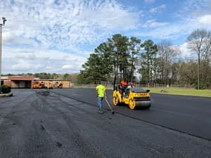 What Are the Steps for Asphalt Pavement Installation? marietta asphalt paving