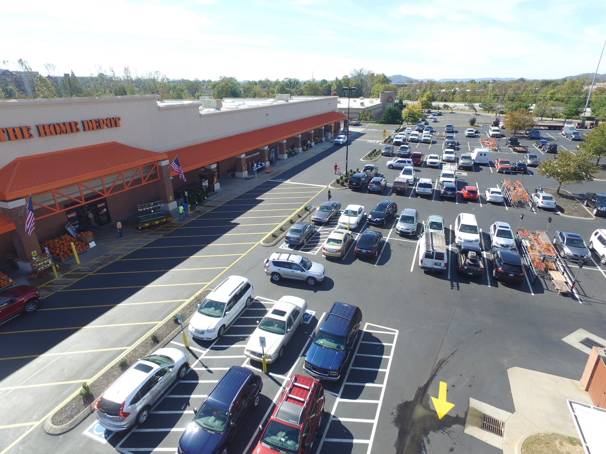 HD - Brentwood TN Store Front