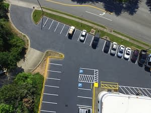 The Benefits of Parking Lot Striping | Atlanta, GA