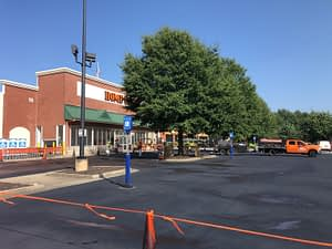 How to Reduce Cost with a Fall Pavement Maintenance Plan, marietta paving
