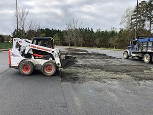 asphalt resurfacing, marietta ga