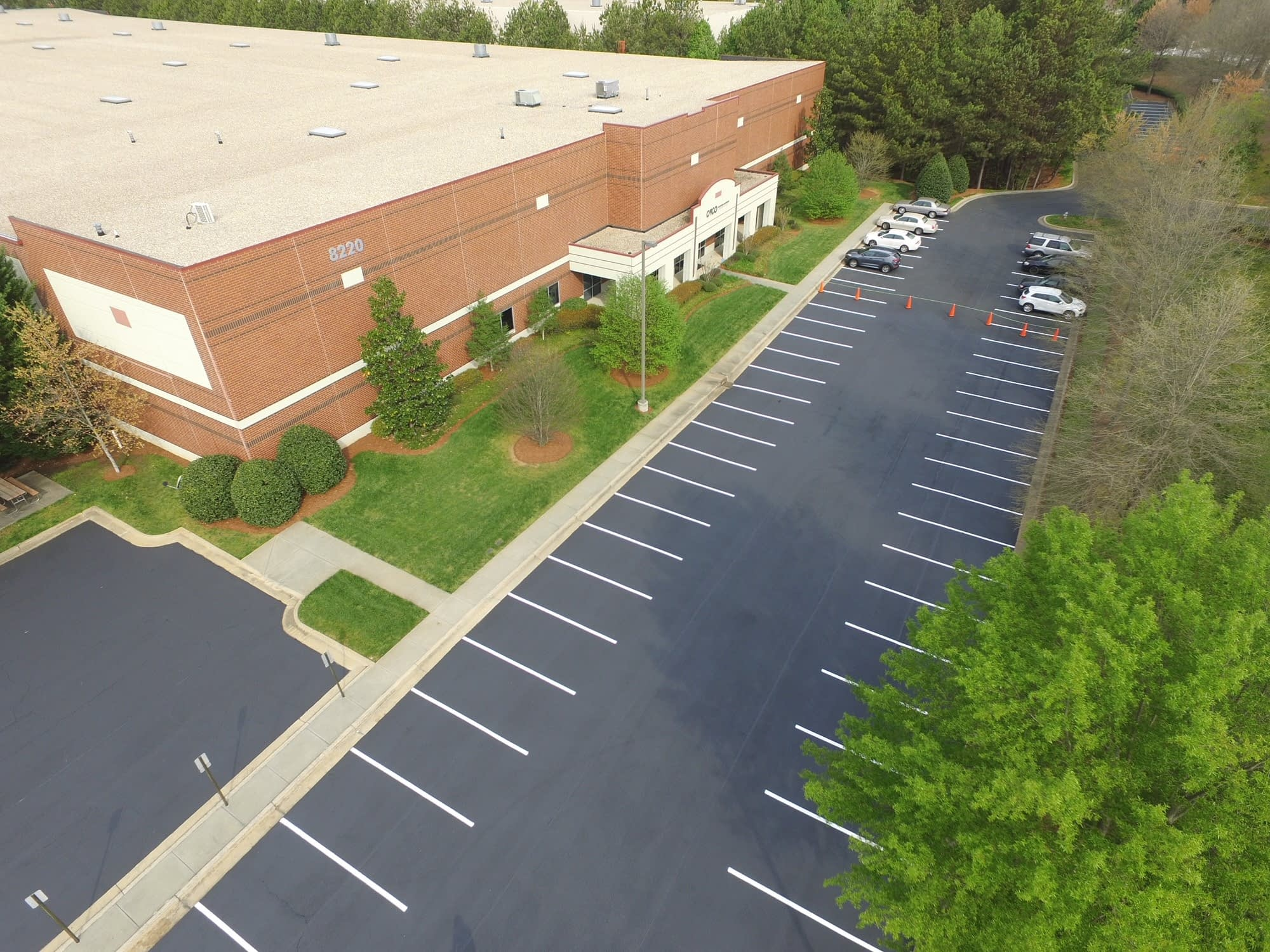 Seefried Property Aerial 2
