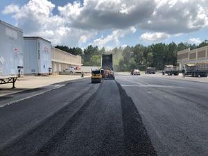 When is it time to overlay your asphalt Parking Lot? atlanta asphalt overlay
