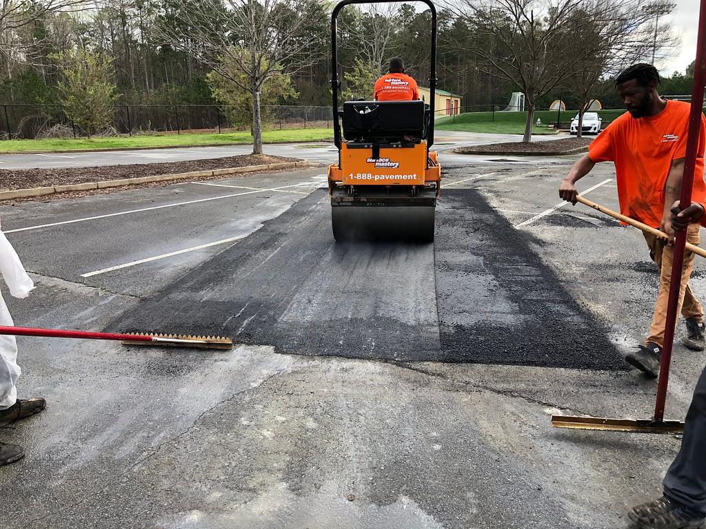 atlanta asphalt repairs services