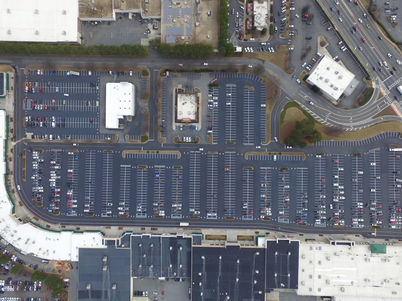 Cobb Place Aerial